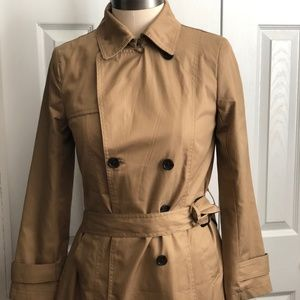 Banana Republic Womens Trench Coat